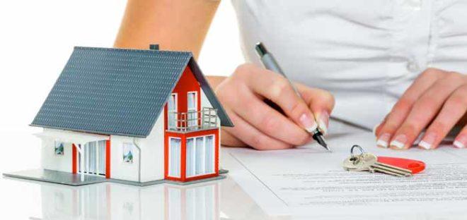 С чего начать оформление покупки дома