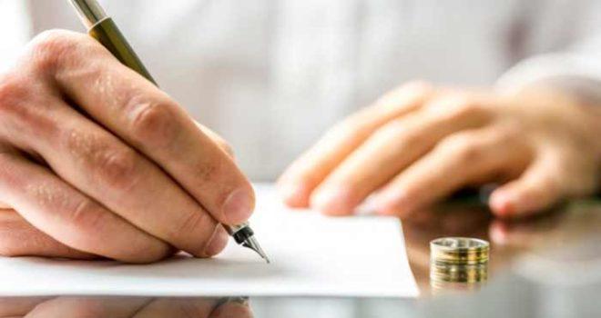 Написать заявление на развод в суд образец
