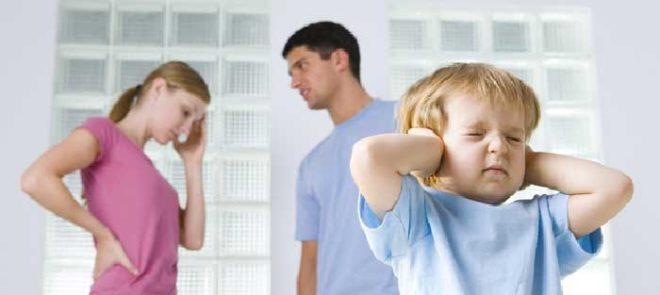 Определение местожительства ребенка при разводе