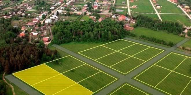 Соглашение о разделе земельного участка на два